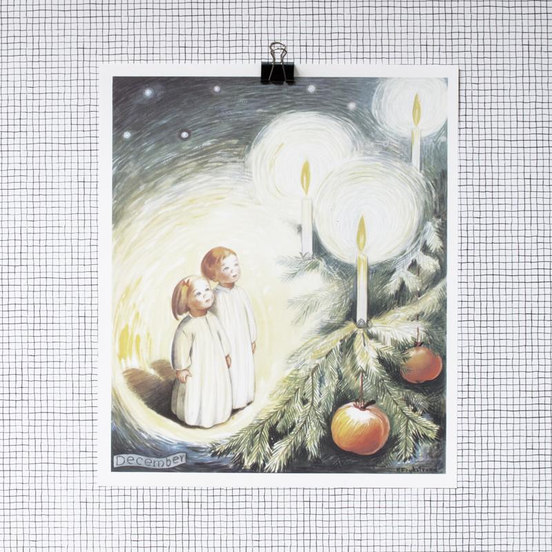 Månadsbild december av Kerstin Frykstrand