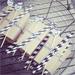 Bomullssnöre svart/vit på Instagram