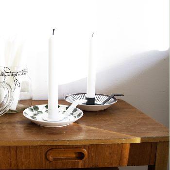 Ljushållare till assiett mörkgrå från Dekoop