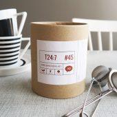 Te T24:7 rooibos rött apelsinchoklad ekologiskt KRAV