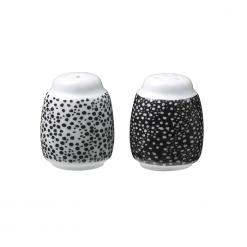 Salt och pepparkar från House of Rym med mönstret Sprinkle sprinkle little spot