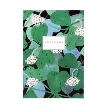 Anteckningsbok 2-pack Flora