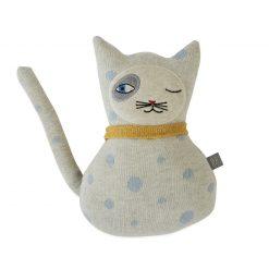 Gosedjur liten katt från OYOY Baby Benny Cat