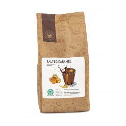 Smaksatt kaffe Salted caramel från Bergstrands Kafferosteri