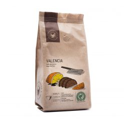 Smaksatt kaffe Valencia apelsin och choklad romerska bågar från Bergstrands Kafferosteri