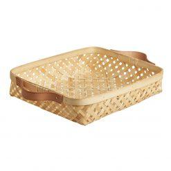 Brödkorg korg i bambu från Oyoy Sporta