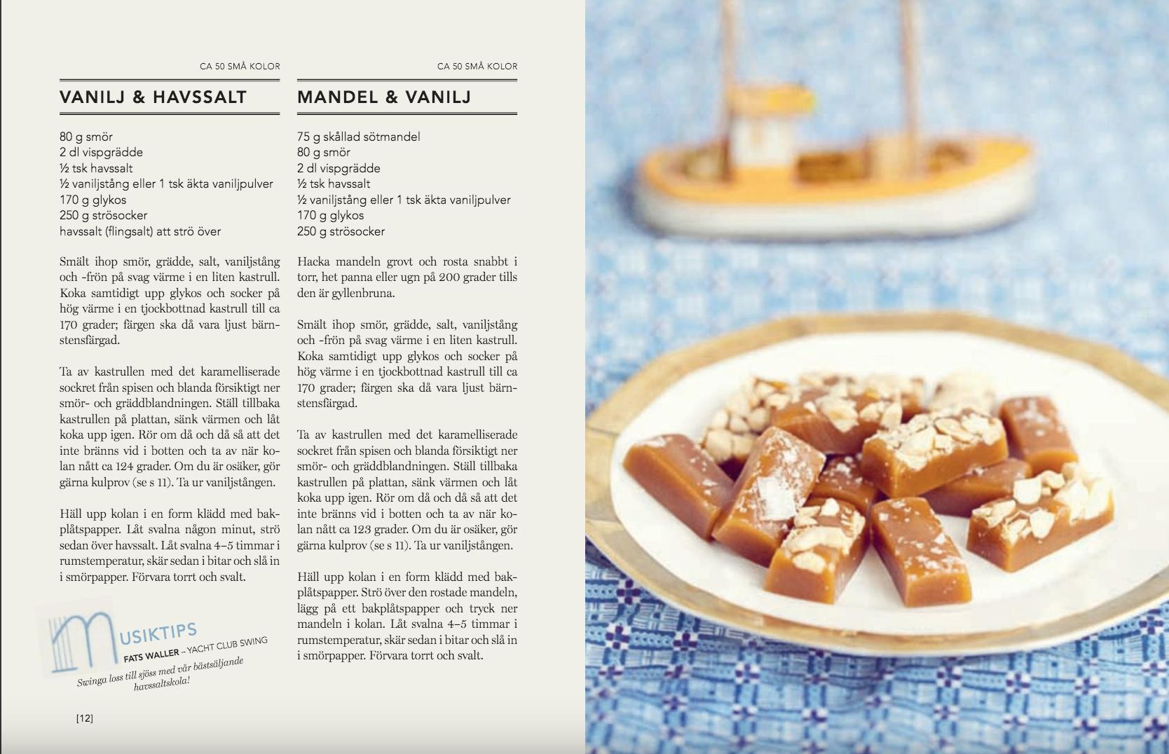 pärlans konfektyr recept