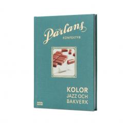 Bok Pärlans: Kolor, Jazz och Bakverk