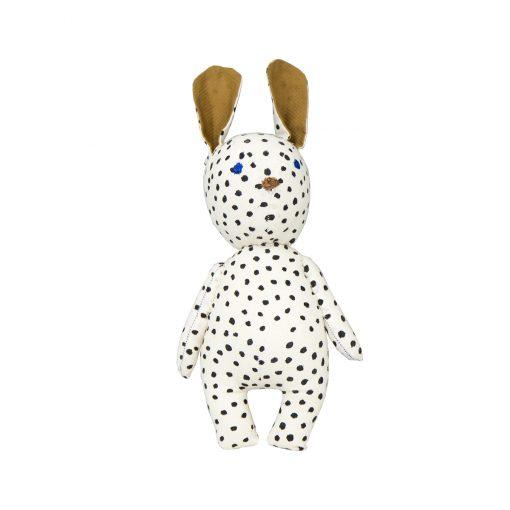 Gosedjur prickig kanin Little Rabbit från Afroart