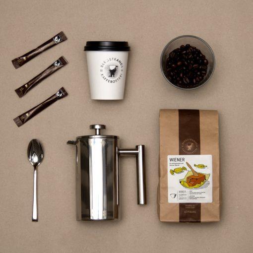 Smaksatt kaffe från Bergstrands Kafferosteri