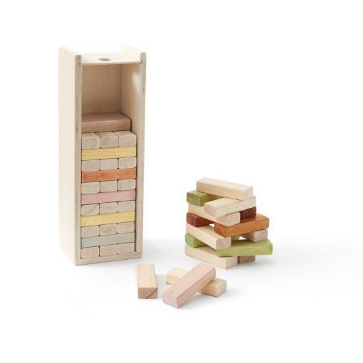 Klossar och stavar i trä från Kid's Concept