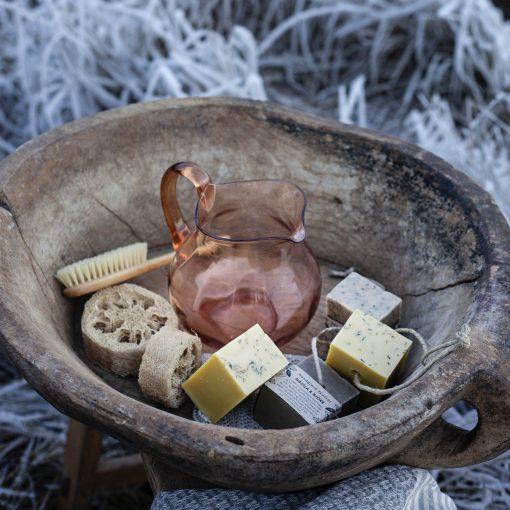 Ekologisk handgjord tvål från Malin i Ratan