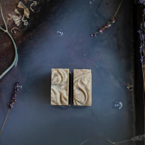 Ekologisk handgjord tvål Kök och Trädgård från Malin i Ratan