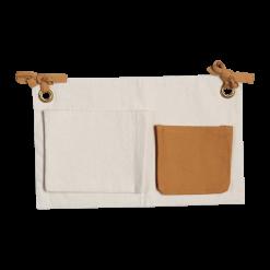 Sängficka Bed pocket i ekologisk bomull från Fabelab