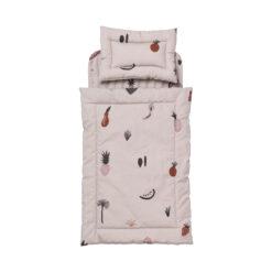 Sängkläder till docksäng Fruiticana från Ferm Living