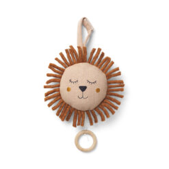 Musikmobil lejon Safari Lion från Ferm Living