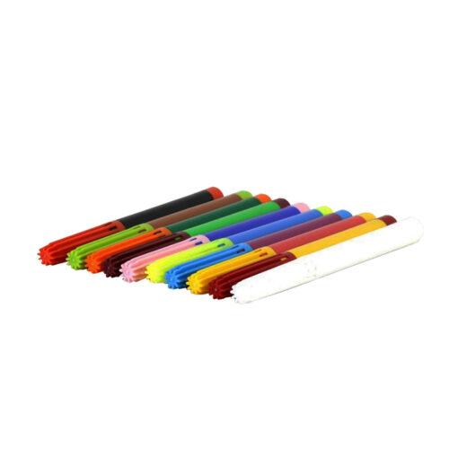 Ekologiska och giftfria magiska tuschpennor som ändrar färg från ÖkoNorm