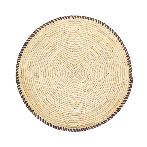 Flätad brödkorg Spice Natural från Afroart