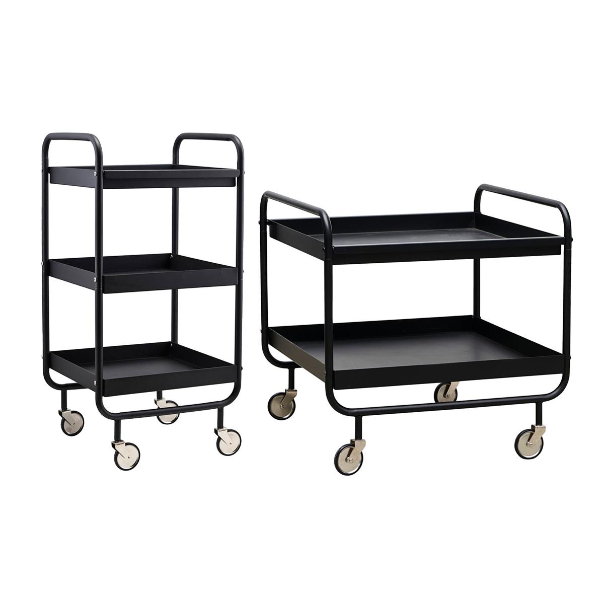 Rullvagn eller serveringsbord som du också kan använda som
