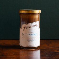 Kolasås med smak av salt karamell från Pärlans Konfektyr