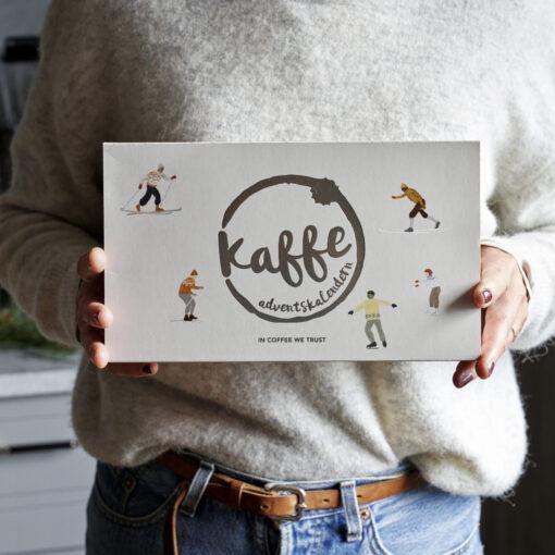 Kaffeadventskalendern eller kaffekalendern från Nabo 2021