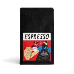 Ekologisk hantverksrostad espresso från Gamla Snickeriets Kafferosteri i Säter Dalarna