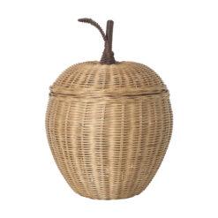 Flätad korg Äpple Apple från Ferm Living