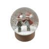 Snökula eller snöglob med älvor eller tomtenissar Elves från Fabelab