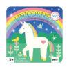 Magnetiskt lekset Mix & Match Unicorns från Petit Collage