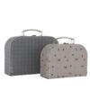 Pappväska eller resväska till de små med tiger från OYOY