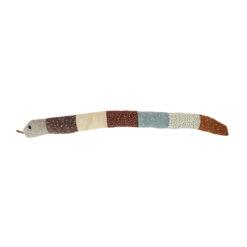 Sovorm i ekologisk bomull Hebi Snake från OYOY