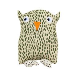Gosedjur Owl Storm prickig uggla från Afroart
