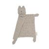 Snuttefilt eller snuttis i ekologisk bomull från Fabelab beige björn Bear Beige