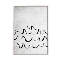 Poster Wave från Fine Little Day