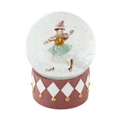 Snökula eller snöglob för barn med isprinsessa från Fabelab