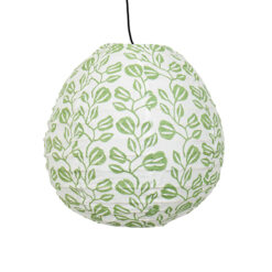 Lampskärm i tyg Tulip Drop XS från Afroart